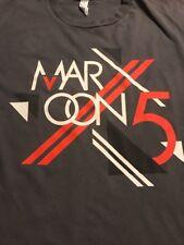 Maroon 5 Tour 2013 Concert T-Shirt Sz Medium (C2)