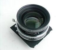 SYMMAR -S 240mm /f5.6 MC lens, Compur 3 shutter, Technika Panel (13 918 657)