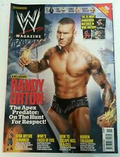 MAGAZINE - WWE World Wrestling Entertainment Magazine November 2012 Randy Orton