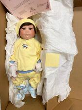 Original Nrfb Lee Middeton Ltd Ed Weighted Realistic Joey Newborn Boy Baby Doll