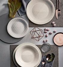 Servizio piatti da Tavola in Arcopal pz 18 Ceramic Beige - Bormioli Rocco
