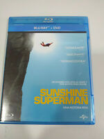 Sunshine Superman Carl Boenish - Blu-Ray + DVD Español Ingles