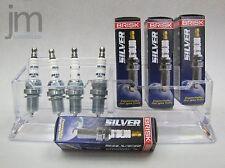 BRISK Silver 1463 DR17YS-9 - 4 Stück Zündkerzen für LPG Autogasfahrzeuge