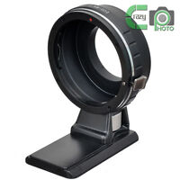 EOS-M4/3 Long Tripod Adapter for Canon EF Lens to Micro 4/3 MFT GX1 EP5 E-M5 EM1