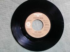 "EDWARD BEAR ""LAST SONG / BEST FRIEND"" 45"