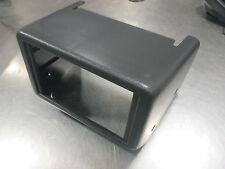 Mazda B2000, B2200 & B2600 86-93 New OEM Dark Gray radio box trim UB39-64-311 09