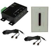 Long Range Remote Control Extender controls 4 devices