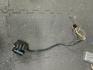 1991 91 Harley Davidson Sportster Deluxe 883 Left Control Turn Signal Switches