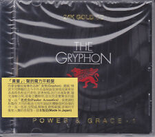 """The Gryphon: Power & Grace Vol.1"" Japan 24K Gold CD Paul Acoustics PreMastering"