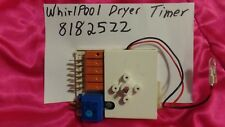 WHIRLPOOL DRYER TIMER 8182522  W11126037  W10625429 FREE SHIPPING.