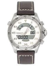 Hamilton Khaki Pilot Flight Timer Quartz Men's Watch H64514551 !!SALE!!