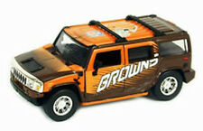 NFL H2 Hummer Cleveland Browns 1:43 scale-Limited Ed-#'d only 420 - NEW in BOX