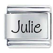 JULIE Nome - Daisy Charm da JSC Fits Classic Size Italian Braccialetto Ciondoli