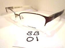 Bobby Brown The Jane Eyeglass Frame, Half Rimless (BB-01), Brand new