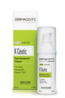 Dermaceutic K Ceutic Post-Treatment Cream +SPF50 1oz 30ml #usau