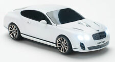 Click Car Bentley Continental Supersports Wireless Optical Mouse (White)