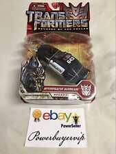 New Transformers ROTF Revenge of the Fallen Interrogator Barricade 2 day Get
