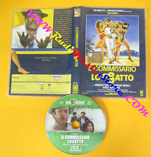 DVD film IL COMMISSARIO LO GATTO Lino Banfi Russinova Dino Risi no vhs (D4)
