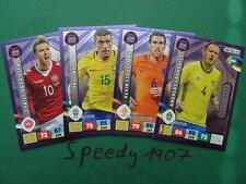 Panini Road To RUSSIA 2018 Fifa World Cup all 12 Key Player Adrenalyn