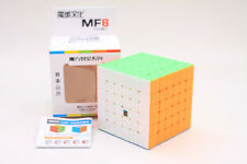 MYMF MF6 6x6x6 Classic Magic Cube Entry Level Twist Puzzle Funny Toy Multi-Color
