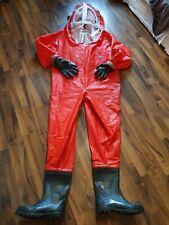 Dräger CSA, Chemikalienschutzanzug, Chemical Suit
