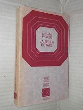 LA BELLA ESTATE Cesare Pavese CDE 1974 libro romanzo narrativa premio strega di