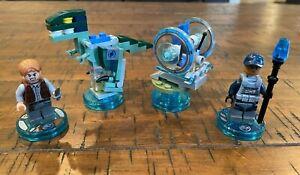 Lego Dimensions Jurassic World - Owen or ACU or Velociraptor or Gyrosphere