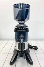 Magister M12 New Commercial Coffee Grinder Colorblackchrome