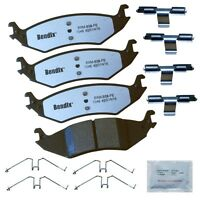 Bendix MKD883 Semi-Metallic Disc Brake Pad