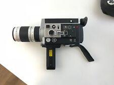 Canon 1014 Autozoom Electronic Super 8mm camera cinefilm not XL sound film movie