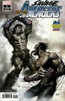 SAVAGE AVENGERS 1 VARIANT PARRILLO MARVEL NM PUNISHER WOLVERINE VENOM CONAN