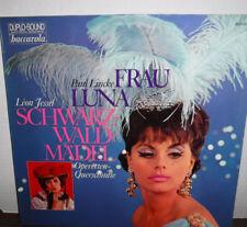 Paul Lincke Leon Fessel Schwartzwaldmadel vinyl 80-014     011418LLE