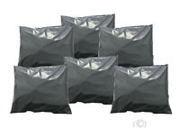 "2000 Grey Mailing Bags Strong Poly Postal Postage Post Mail Self Seal 10""x14"""