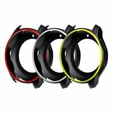 Samsung Gear S3 Frontier Case Shockproof Cover Skins 3 Pack Colorful Bundle Set