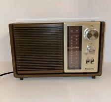Vintage Panasonic Radio RE-6280 TESTED & Works Great