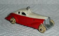 "VINTAGE BARCLAY Lead ""Radio Police Car, Red"" BV 49 Excellent Cond. Free Ship"