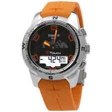 Tissot T-Touch II Men's Analog-Digital Watch T047.420.47.051.11