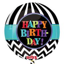 Ballons de fête transparents anniversaires-adultes pour la maison