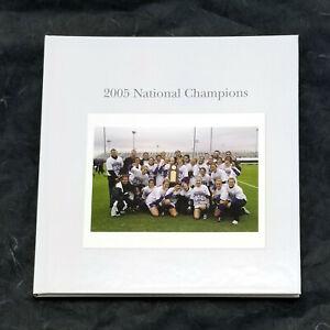 2005 National Champions [University of Portland NCAA Women's Soccer Team]