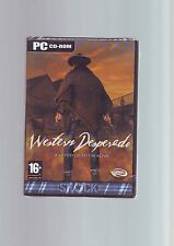 WESTERN DESPERADO : WANTED DEAD OR ALIVE - FPS SHOOTER PC GAME - NEW & SEALED