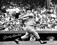 Mickey Mantle Autographed Repro Photo #5 8X10  NY Yankees Buy Any 2 Get 1 FREE