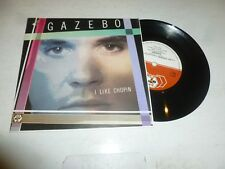 "GAZEBO-I LIKE CHOPIN - 1983 UK 2-TRACK 7"" VINILE SINGOLO"