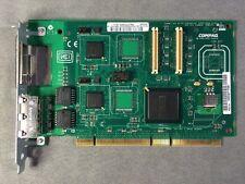 Compaq NC3134 Dual Port Fast PCI 10/100 Server Network Adapter Card 161105-001