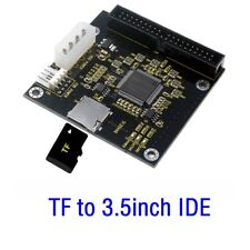 Micro SD TF Card to IDE 40Pin 3.5inch Male Adapter new