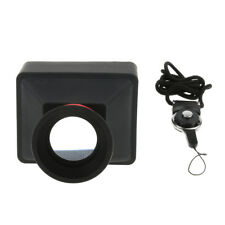 For Canon Nikon Sony DSLR Camera Viewfinder Magnifier 3X 3.0 Inch LCD Screen