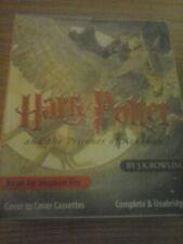 Harry Potter cassette tapes