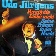 Single / UDO JÜRGENS / 1972 / RARITÄT /