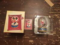 2005 Hallmark Disney's Mickey Mouse Club Magic Christmas Tree Ornament