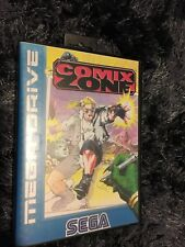 Comix Zone SEGA Mega Drive PAL Version - Custom Game - Grade AAA+++
