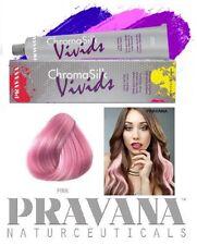 Haartönung PRAVANA CHROMA SILK Vivids 90ml Tube PINK Naturnah Haarfarbe
